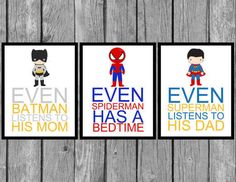 These prints — which come with great lessons for your kid — are also spectacular for the walls.