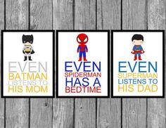 Estos pósters —que vienen con lecciones geniales para tu hijo— son también geniales para las paredes.