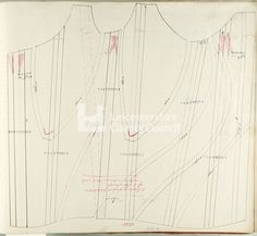 Symington Corset Pattern 1906-07 Victorian Women, Edwardian Era, Victorian Fashion, Geek Jewelry, Bullet Jewelry, Gothic Jewelry, Jewelry Necklaces, Clothing Patterns, Dress Patterns