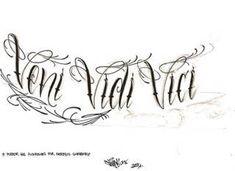 veni vidi vici tattoo - I came, I saw, I conquered Bing Images