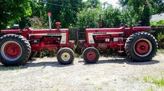 International Tractors, International Harvester, Ih