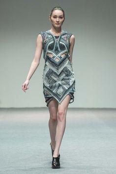 1st Prize_ECDA2013 in partnership with Esprit Winner_Karen Jessen_Outfit 2_photo by Victor Fraile_Studio East