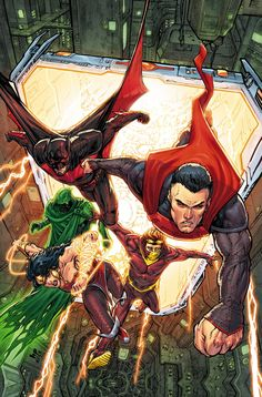 Justice League 3000 by Howard Porter *