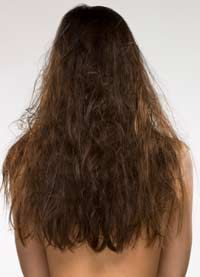 How to Take Care Of Dry Hair  Perfect for girls with naturally curly hair.