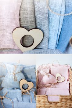 Linen bags for you