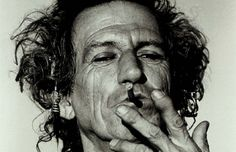 Celebrities Addicted to Drugs - Keith Richards