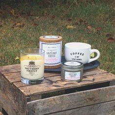 Happy National Coffee Day! Love Southern Firefly  #southernfireflycandle #southernfirefly #nashville #handmade #nationalcoffeeday