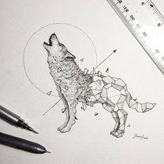 Desenhos geométricos criativos (3)