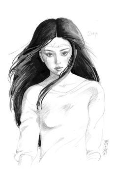 Zoey Redbird by lallychan.deviantart.com on @deviantART