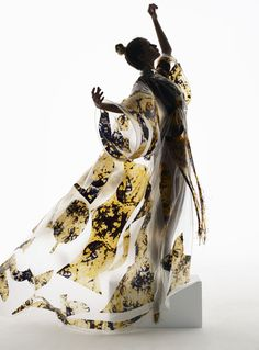 Nick Knight Shoot - The Opera Coat