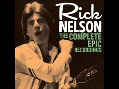 1000 Images About Ricky Nelson On Pinterest Ricky Nelson Nelson And Playlists