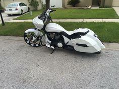 Victory Motorcycles, Custom Motorcycles, Bagger Motorcycle, Baggers, Big Wheel, Cross Country, Bobber, Victorious, Bike