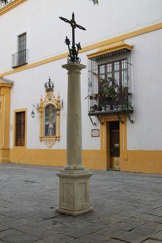Sevilla. Plaza del Museo.
