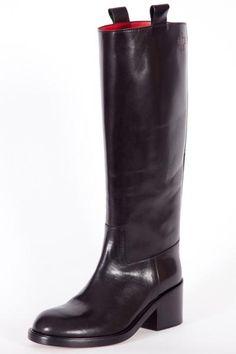 AF Vandevorst  classic boots