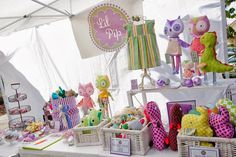 toy stall display ideas - Google Search