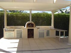 1000 images about outdoor pizza oven courtyard ideas on for Outdoor kitchen ideas australia