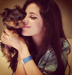 Fifth Harmony - Camila Cabello (and Britney Spear's puppy)