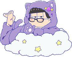 Osomatsu San Doujinshi, Ichimatsu, Anime Demon, Anime Art Girl, Me Me Me Anime, House Painting, Animal Crossing, Sailor Moon, Manga