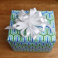 Make the Perfect Bow to Top Your Presents: Make homemade bows for your gifts that will leave everyone wondering if you had your packages wrapped by a professional.