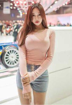 韩国模特赵敏英性感服装写真(0011)_赵敏英_爱美时尚网