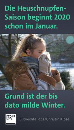 Spüren Sie schon erste Symptome für #Heuschnupfen? Nicht wundern, denn der bisher milde #Winter führt zu einem frühen Beginn der #Pollen-Saison - auf größere Beschwerden müssen sich #Allergiker aber noch nicht einstellen. Fitbit, Health And Wellness, Knowledge, Kids