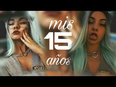 MIS 15 AÑOS// Nicole Bonnet - YouTube