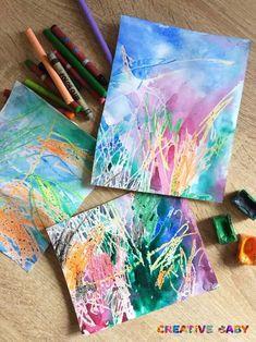 Crafts For Kids, Spring, Painting Hacks, Crafts For Children, Kids Arts And Crafts, Kid Crafts, Craft Kids