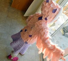 Shelly Homemaker: Owl Costume (or any other bird) Tutorial