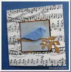 Bluebird gift card