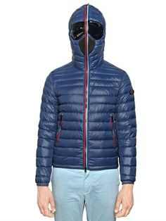 Total Zip Up Light Weight Down Jacket on shopstyle.com