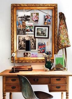 Show how family photos are an important part of home decor with these ideas on how to dress up the blank walls.