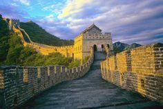 La muraille de Chine La grande muraille