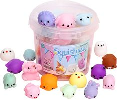 Figet Toys, Pop Toys, Baby Toys, Animal Squishies, Cute Squishies, Toys For Boys, Kids Toys, Cool Fidget Toys, Animaux
