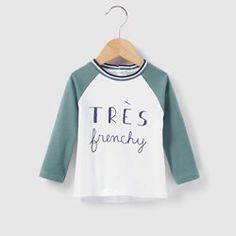 T-shirt bicolore 1 mois-3 ans R baby - Bébé garçon