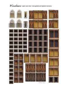 Printable windows