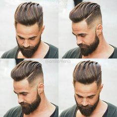 Men's Toupee Human Hair Hairpieces for Men inch Thin Skin Hair Replacement System Monofilament Net Base ( Cool Hairstyles For Men, Haircuts For Men, 2018 Haircuts, Barber Haircuts, Undercut Hairstyles, Hairstyles Haircuts, Men Undercut, Male Short Hairstyles, Disconnected Undercut Men