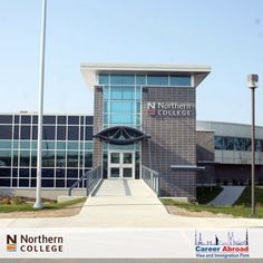 @Northern College is a college of applied arts and technology in @Northern Ontario. It has a vast campus of 58,000 square miles. For assistance with admission enrol here: http://www.careerabroad.ca/apply-online/