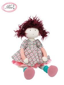 Show details for Moulin Roty Les Coquettes Jeanne rag doll