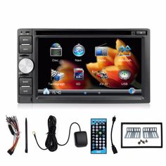 BX-111 Window CE 6.0 OS; 6.2 inch Screen Resolution 800 x 480; Car Backup Camera and Map Card including Map for Free Gift Latest Model with GPS Navigation! HD Digital Touch Screen, Bluetooth, RDS, FM AM Radio, Car Logo Chosen; Steering Wheel Control, Aux Input Connector, Rear Camera Input.  The Product Size: 7*6.5*3.9 inches. Fast and free shipping service. We will deliver the package during 48 hours by DHL and you may receive it within 3-7 days.