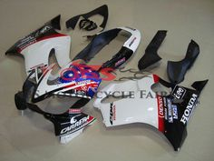 Lee 2004-2007 Honda CBR600F4i Motorcycle Fairing, OEM quality aftermarket