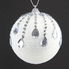 maybe for this years christmas DIY ornament, but I think I would do it on a diff colored ornament, like silver or blue.