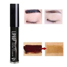 FTXJ Women Beauty Eyebrow Cream Tint Eye Brow Color Peel Off Gel (2#). Net weight:8 g. Suitable for skin: For all skin types. Eyebrow cream provides quick and handy eyebrows colouring. Its cream consistency and included special stick result in perfect application. Very effective product.
