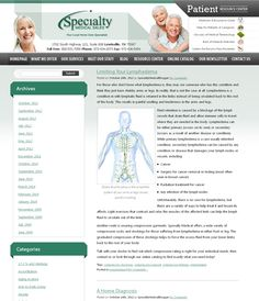 Specialty website for Specialty Medical/Blog by VGM Forbin.