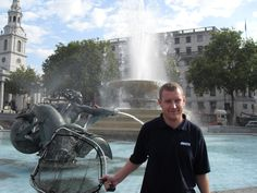 Joel Schobbs from our Technical Facilities Management was nominated for an 'Outstanding Act'. Joel's unparalleled professionalism and courage during a major incident showed him to be completely deserving of an outstanding act award. His quick thinking and calm attitude undoubtedly saved lives when the plant room at Trafalgar Square flooded.