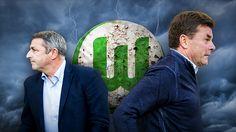 Tristesse in Wolfsburg: Hecking vor dem Aus? | Sky Go
