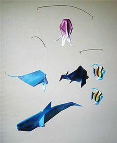 Yasutomo Sea Life #Mobile #paper #MichaelsStores