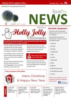 December 12 floristPro News