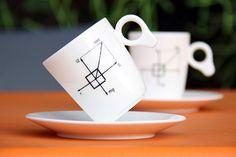 20 canecas com design inovador | Criatives | Blog Design, Inspirações, Tutoriais, Web Design