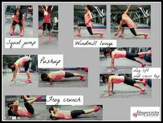 2 4 6 8 10 workout with pictures