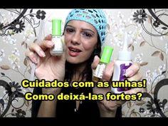 Cuidados com as unhas - como deixá-las mais fortes? | Luciana Queiróz #L...